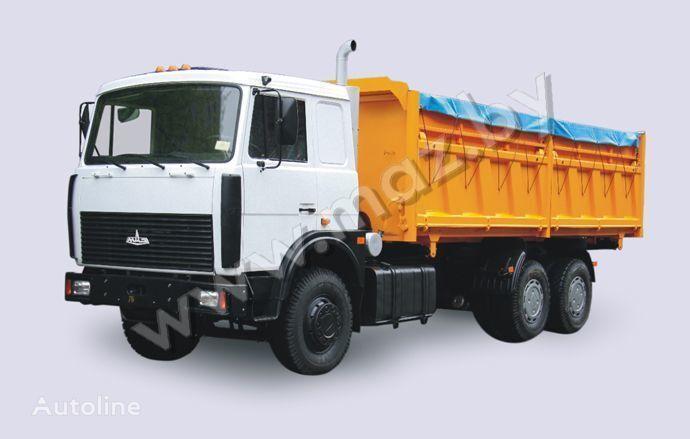 new MAZ 5516 A8 dump truck
