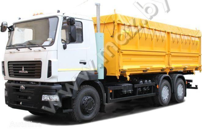 new MAZ 6501B9-420-031 dump truck