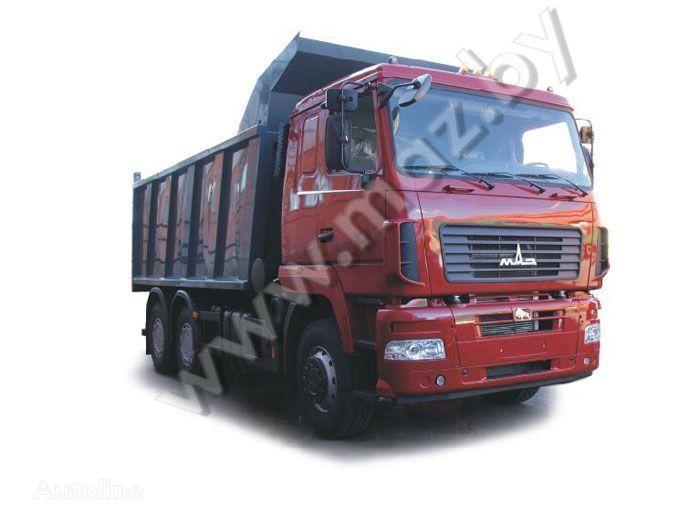 new MAZ 6501B9-8420-000 dump truck