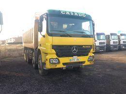 MERCEDES-BENZ actros 4144 K dump truck