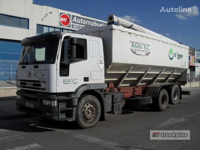 IVECO EUROTECH 260 E 30 feed truck