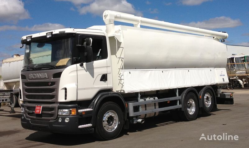 new SCANIA 360 feed truck for parts