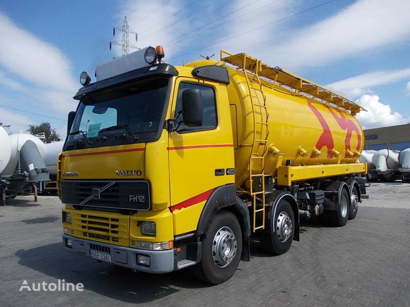 VOLVO FH 12 420 DO PRZEWOZU PASZY !!! feed truck