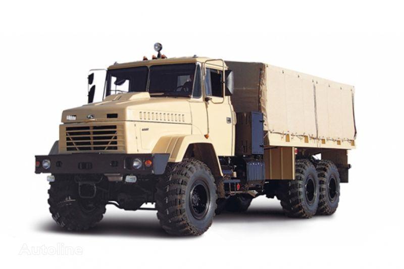 KRAZ 6322 flatbed truck