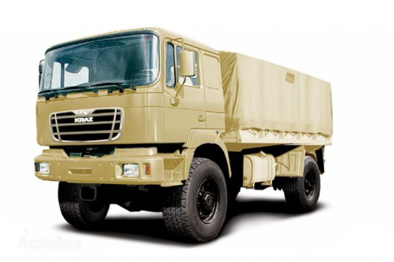 KRAZ V6.2MEH flatbed truck