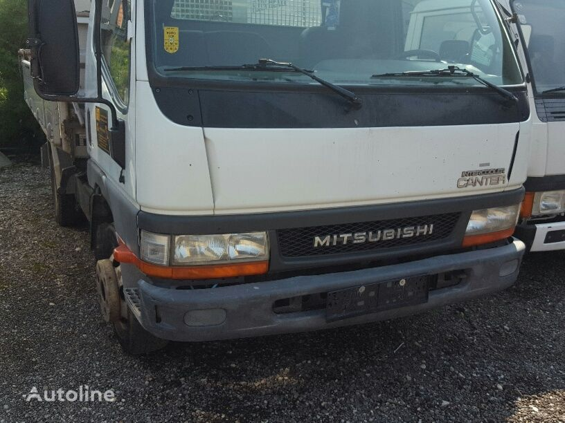 MITSUBISHI Canter 60 flatbed truck