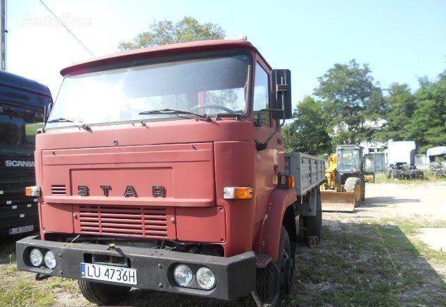 STAR 1142 truck lorry pritsche flatbed truck
