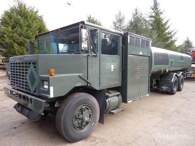 Oshkosh aircraft refueler fuel truck