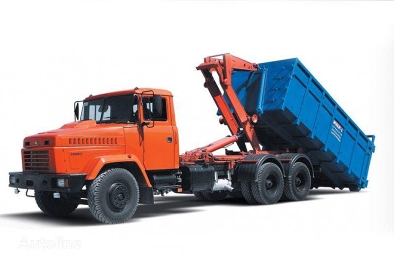 KRAZ 65053 MPR-1  hook lift