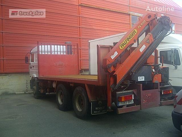 RENAULT MANAGER G 330 platform truck
