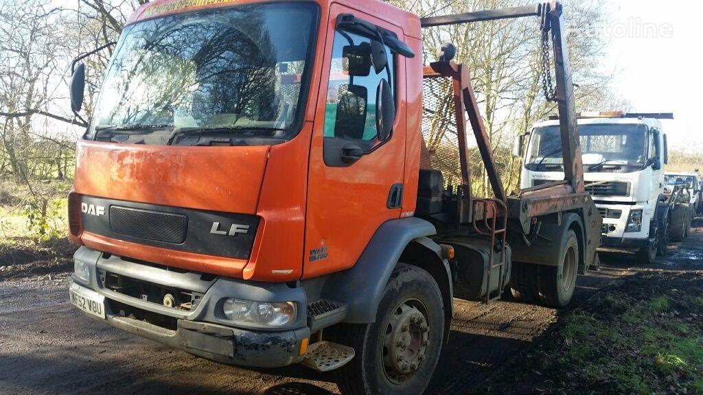 DAF LF skip loader truck