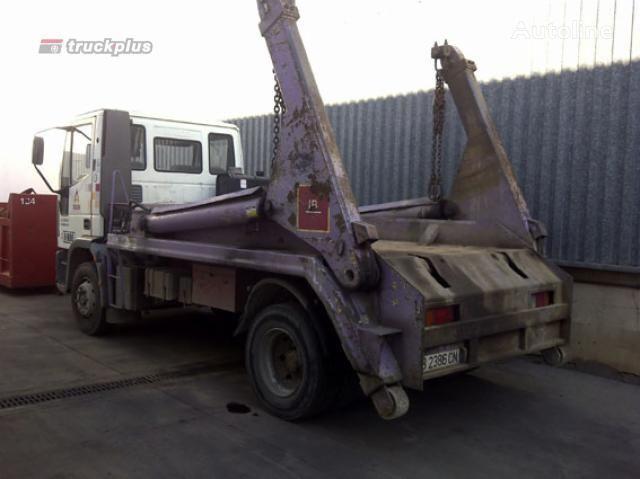 IVECO EURO-CARGO 130 E 18 skip loader truck