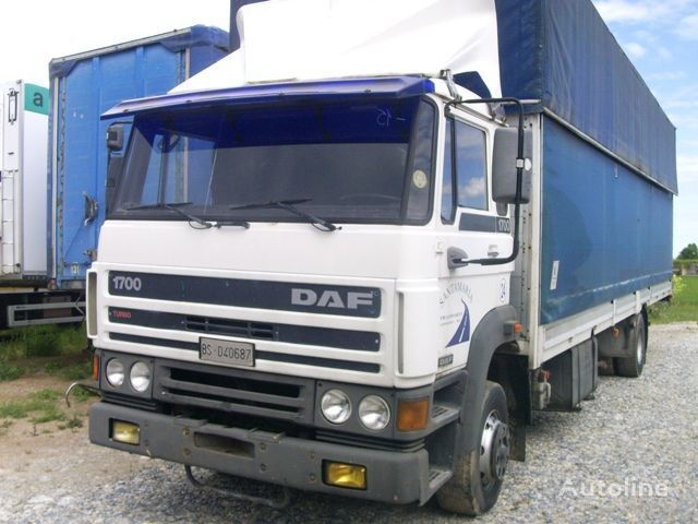 DAF 1700 tilt truck