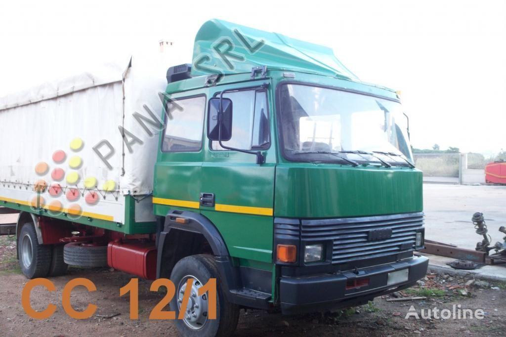 IVECO 135 17 tilt truck