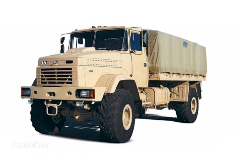 KRAZ 5233VE tilt truck