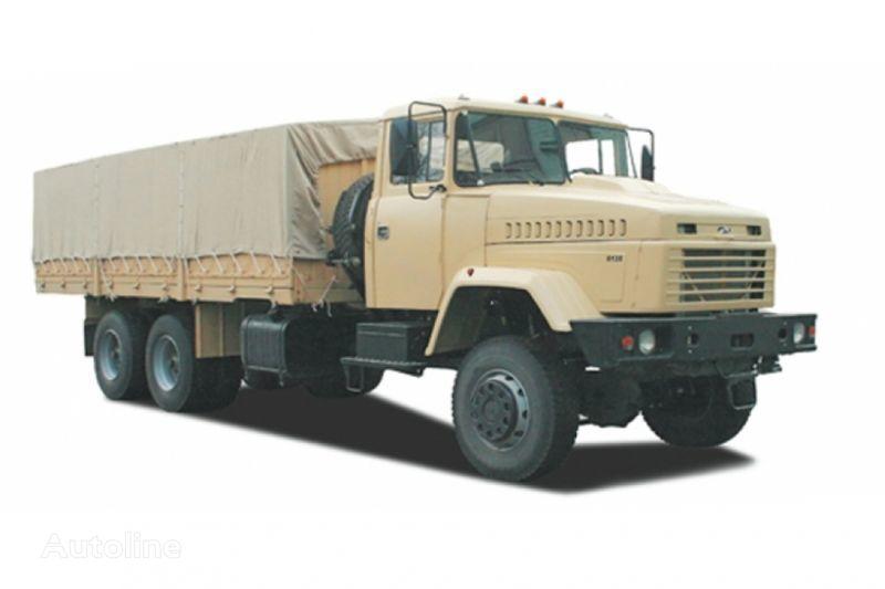 KRAZ 6135V6 tilt truck
