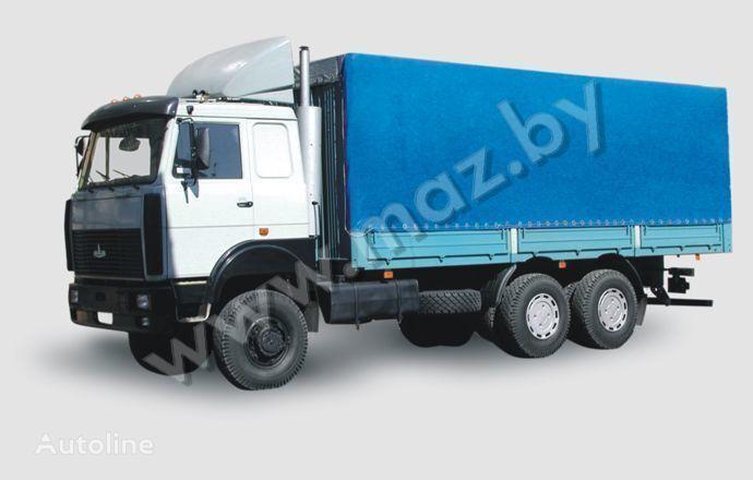 MAZ 6317 (05, 08) Polnoprivodnyy tilt truck