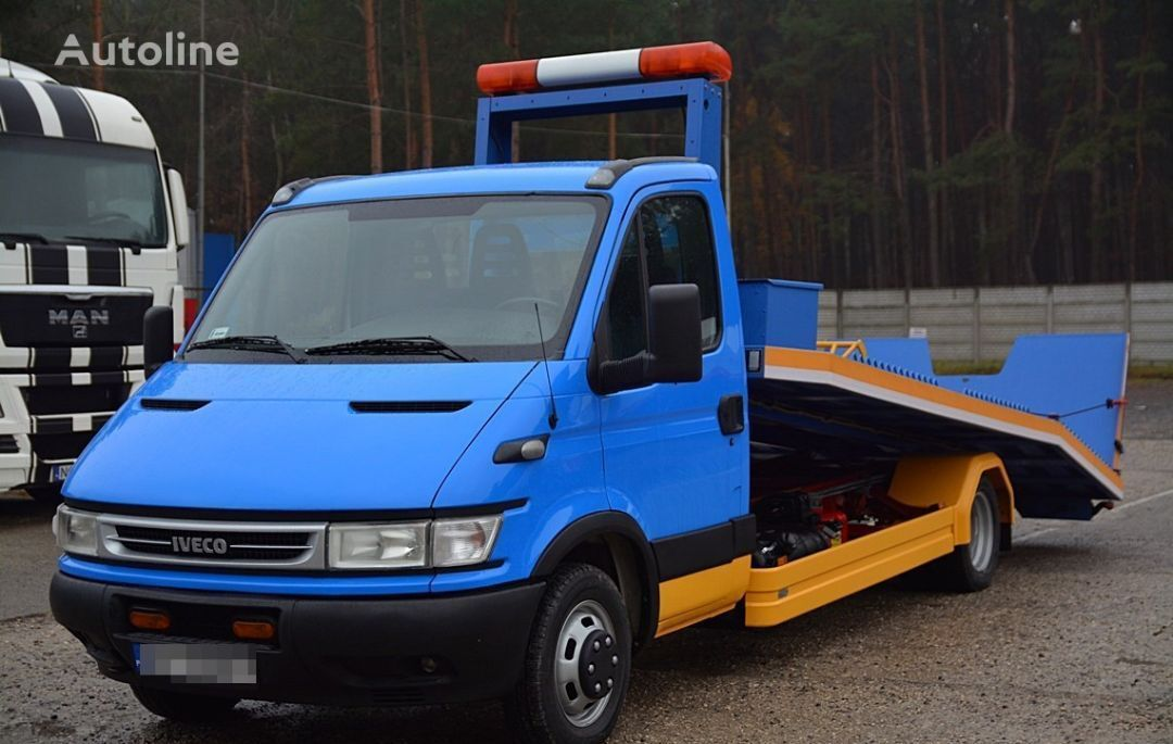 IVECO DAILY 50C12  tow truck