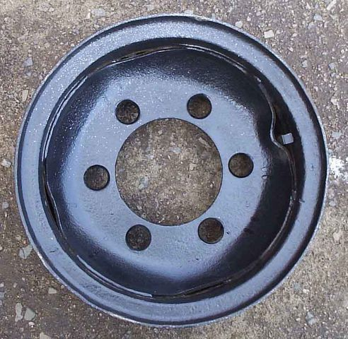 8,25-15 forklift wheel disk