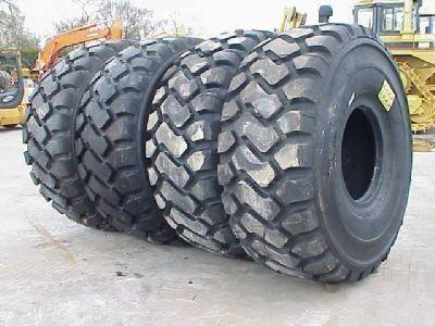 new Michelin 26.50- 25.00 wheel loader tire