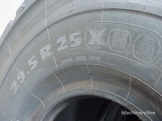 new Michelin 29.50- 25.00 wheel loader tire