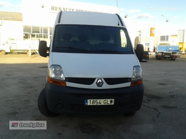 RENAULT MASTER 120.35 closed box van