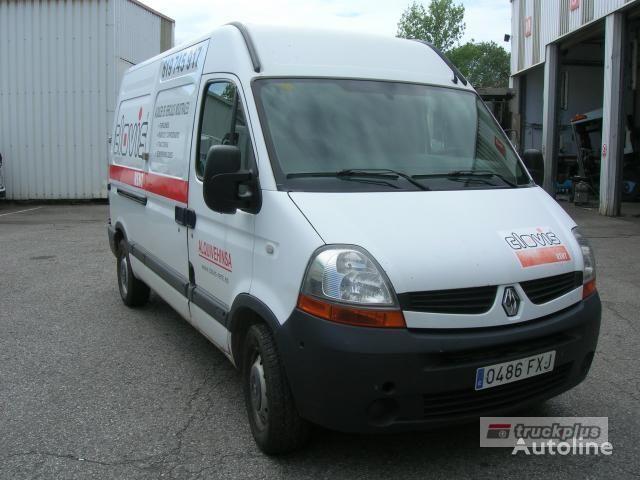 RENAULT MASTER 125.35 closed box van