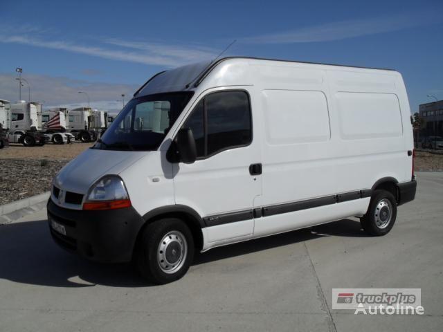 RENAULT MASTER 140.35 DCI closed box van