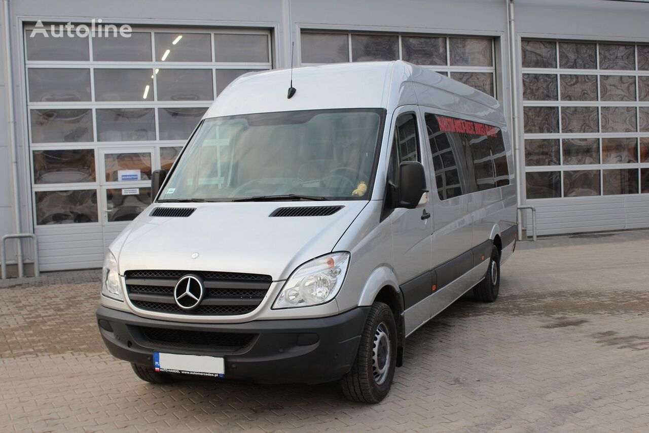mercedes benz sprinter 316 cdi bus passenger vans for sale from poland buy passenger van uv11533. Black Bedroom Furniture Sets. Home Design Ideas