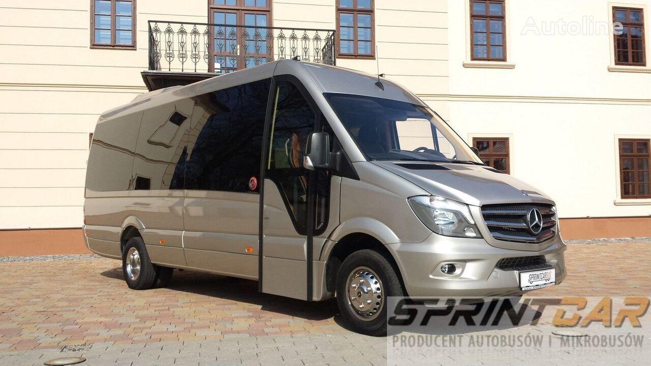 Mercedes benz sprinter 519 euro6 passenger vans for sale for Mercedes benz sprinter passenger van for sale