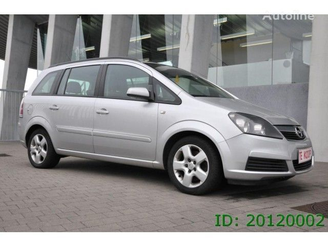 OPEL ZAFIRA pick-up