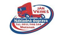Jan Veres-nakladna doprava s.r.o.