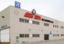 Stock site Autosur de Levante S.A.