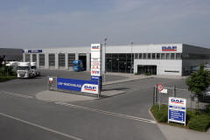 Stock site DAF Berlin Nutzfahrzeuge Vertriebs- und Service GmbH