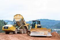 Stock site ALFA Construction Equipment UAB