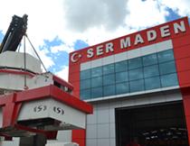 Stock site  SER MADEN MAKİNALARI