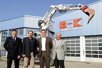 Stock site BUK Bregler und Klöckler GmbH Baumaschinen
