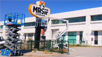 Stock site MASIF MACHINERY
