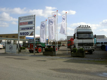 Stock site Leo Krijn Trucks B.V.