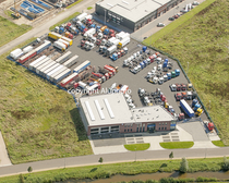 Stock site Lievaart Trucks B.V.