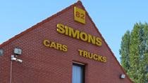 Stock site Simons Cars