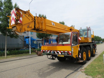 Stock site Derks Trucks BV