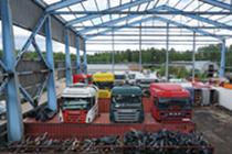 Stock site Baltko
