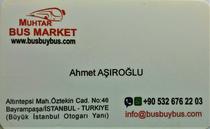 Stock site Muhtar Bus Market Turkiye