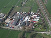 Stock site Van der Heiden Trucks b.v.