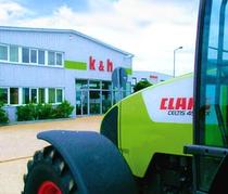 Stock site k&h Landmaschinenhandel