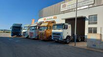 Stock site Abou Zid Trucks SL