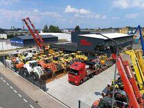 Stock site M.O. Baumaschinen & Nutzfahrzeughandel GmbH & CO.
