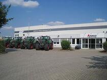 Stock site Grasdorf Landtechnik GmbH, Holle-Grasdorf