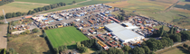 Stock site C.A.B. Truck Trading BV